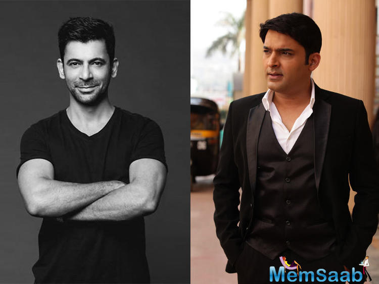 Are you both listening, Kapil Sharma and Sunil Grover?