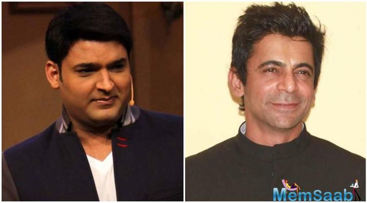 Talking to Chunky Pandey recalled the first time he met Kapil.