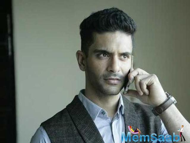 Angad also shared, he is excited and nervous for the film.
