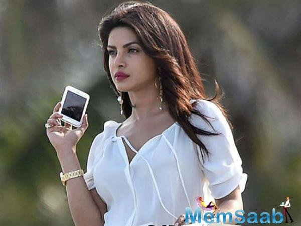 Recently Priyanka, even threw a bash for her close friends to celebrate the success of her Marathi debut film 'Ventilator' which won three National Awards at the 64th National Awards 2017.
