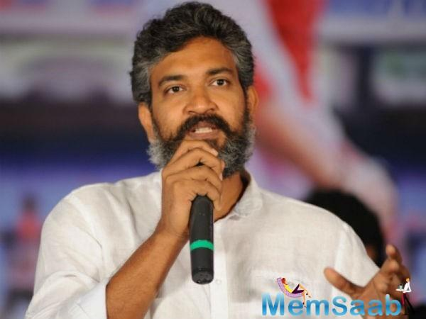 As per the report, SS Rajamouli has planned to watch the first day, the first show of his historical drama in theatres with the audience.
