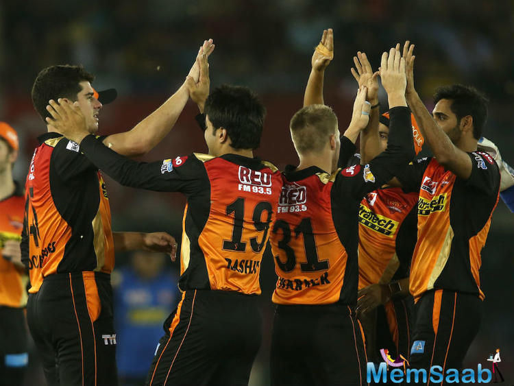 With this win, David Warner's team are in third spot in the table.