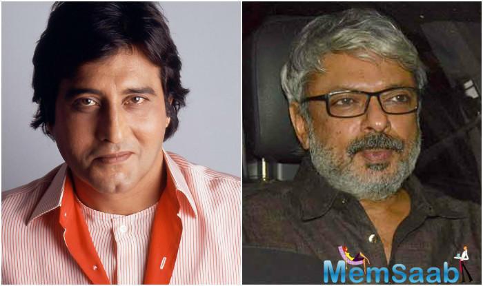 Sanjay Leela Bhansali stalls shoot for Vinod Khanna