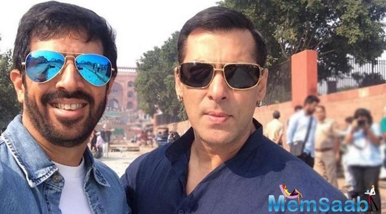 And now director Kabir Khan, enjoys a deserved cult among the Indian populace, has revealed that the wait for the teaser won't be much long now.