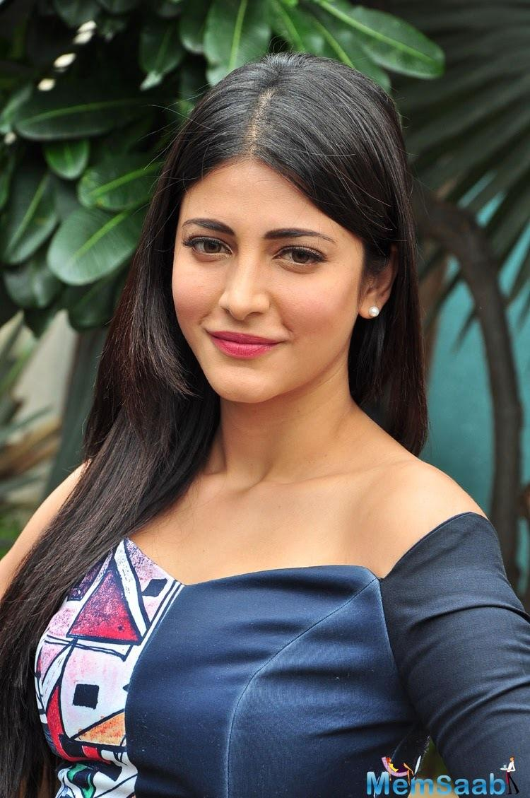 A numbers of celebrities also give their remarks on the same, in a recent interview actress Shruti Haasan has also come forward to put her view about this.