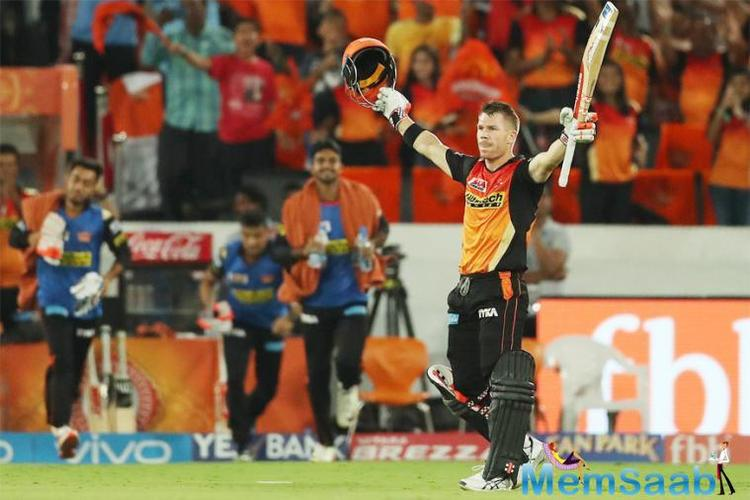With this win, SRH stays in the third spot while KKR remains in top spot.