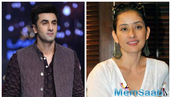 This untitled biopic is the much-talked movie of this year, and Manisha has been roped in, to play the character of Nargis, Sanjay Dutt's mother in the movie.