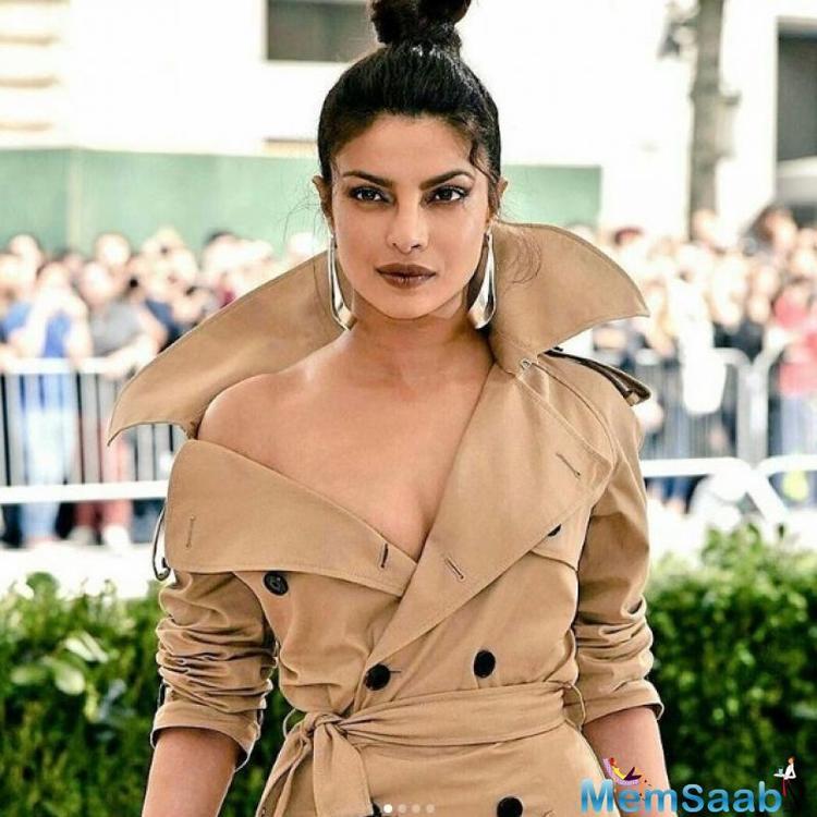 Priyanka Chopra and her fashion risks deserve a separate film of their own.