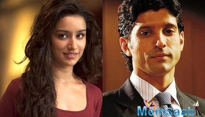 Now, there is an another report that, Shraddha, reportedly, planning to move in with Farhan.