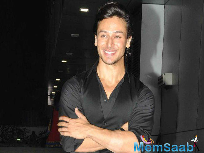 Which is initially titled  Baaghi 2, Tiger Shroff will play the male lead character in the movie.