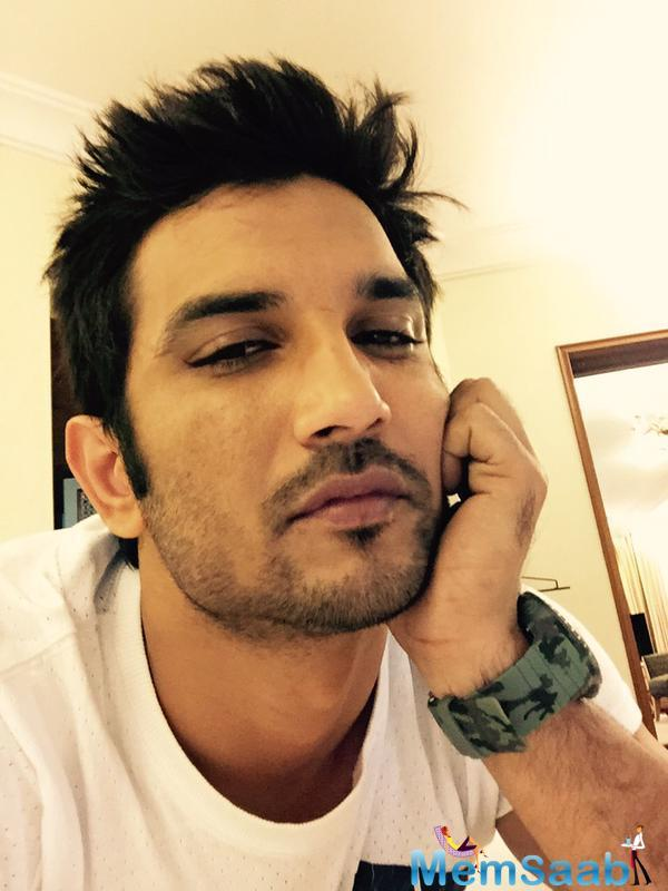 On the work front, Sushant Singh Rajput busy with the promotion of Raabta and is also shooting Chanda Mamma Dur Ke.