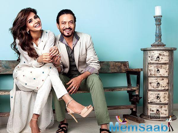 'Hindi Medium' is presented by T-Series and Maddock Films.