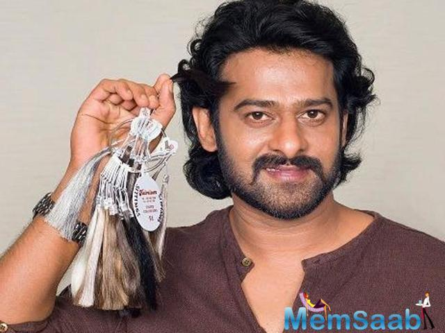 From being just another Indian regional star, to making it big in Bollywood, Prabhas has come a long way.