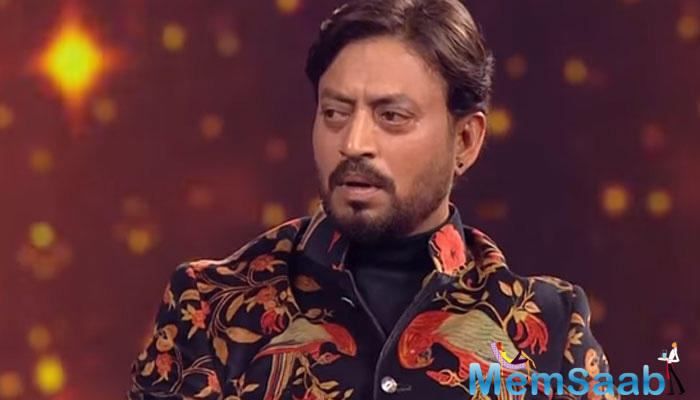 While several celebs voiced out their personal opinions on the entire controversy, next in line is 'Hindi Medium' actor Irrfan Khan.