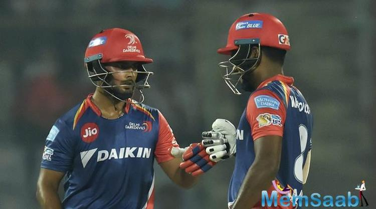 Fearless Pant knocks Gujarat Lions out of the playoff race