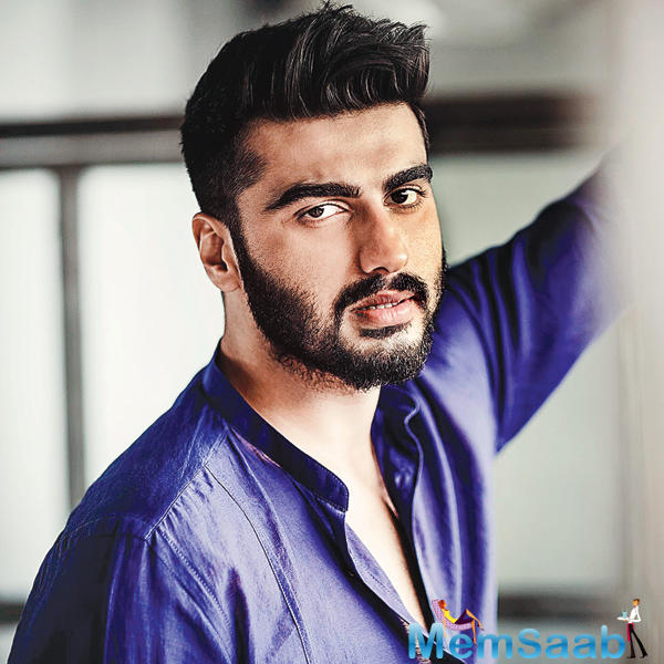 Arjun Kapoor didn't deny that nepotism exists in Bollywood.
