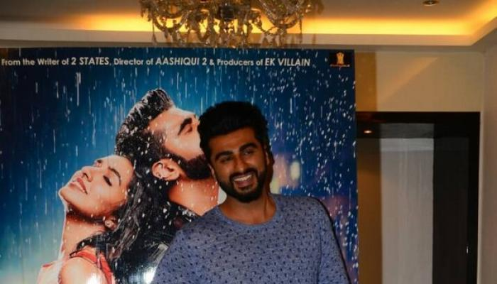Arjun Kapoor, son of film producer Boney Kapoor, says nepotism exists in all fields -- not just in Bollywood.