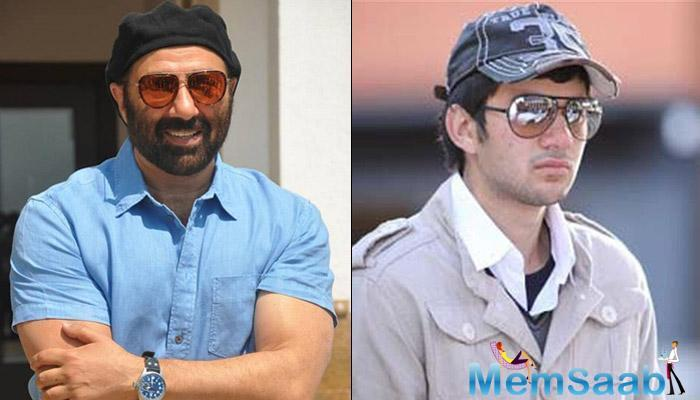 After talks with Akshay Kumar reportedly didn't materialise, writer-director KV Vijayendra Prasad signed Sunny Deol for his patriotic drama earlier this year.