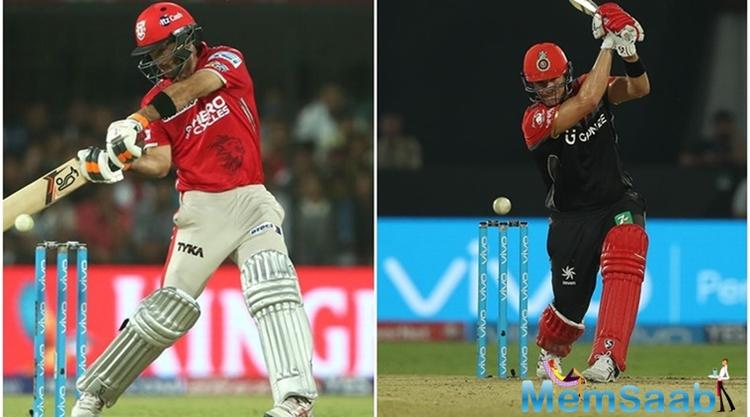 Sandeep Sharma became the first bowler to dismiss Gayle, Kohli and de Villiers in an IPL match as RCB slipped to another defeat