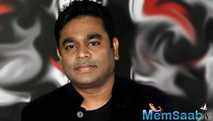 Oscar winning composer A.R. Rahman launched the Indian prelude of the movie on Friday.