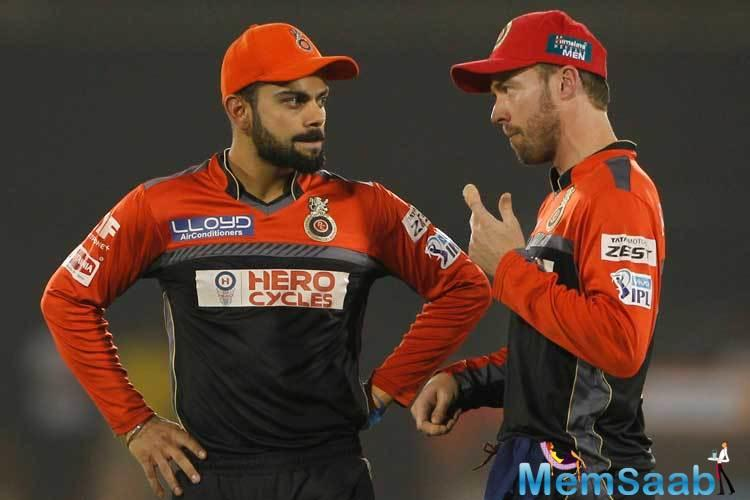 RCB have been all out four times this season and according to Kohli, he has not seen so many batting collapses in a single season.
