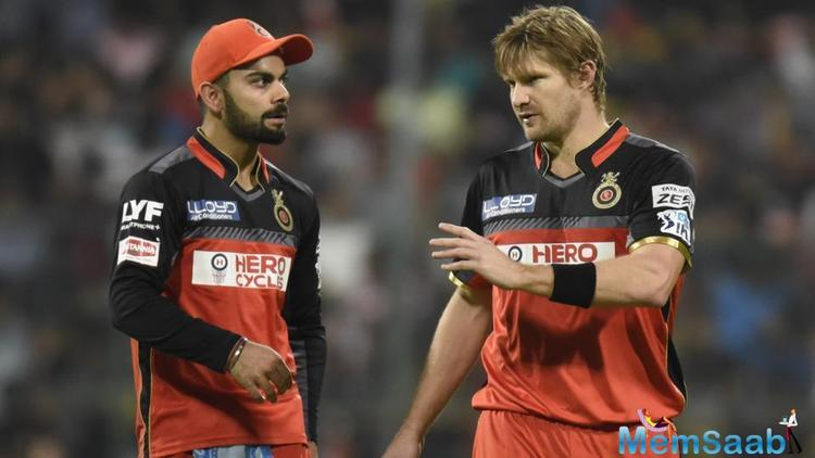 Royal Challengers Bangalore have lost 9 games out of 12 and are at the bottom of the table with only 5 points against their name.