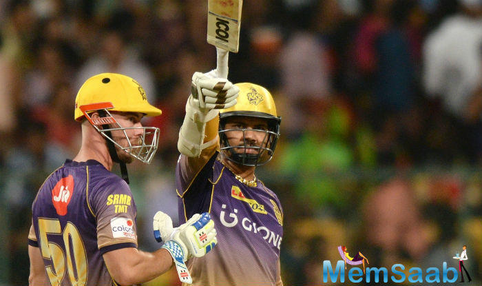 Narine, Lynn 50s help KKRto six-wicket win