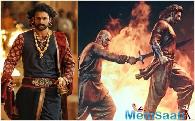 Baahubali 2' has become the first Indian film to cross the Rs 1,000 crore milestone at the international box office.