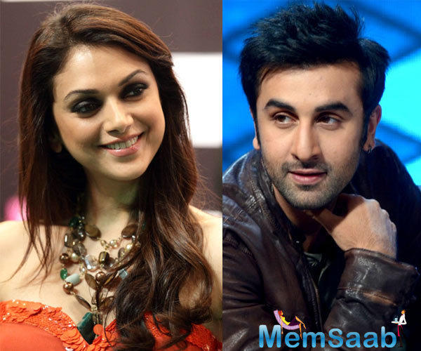 Aditi Rao Hydari said, she is a big fan of Ranbir Kapoor