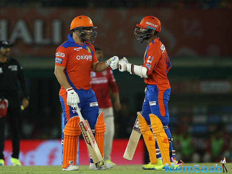 Gujarat Lions defeated Kings XI Punjab by six wickets in an IPL 2017 encounter at Mohali.