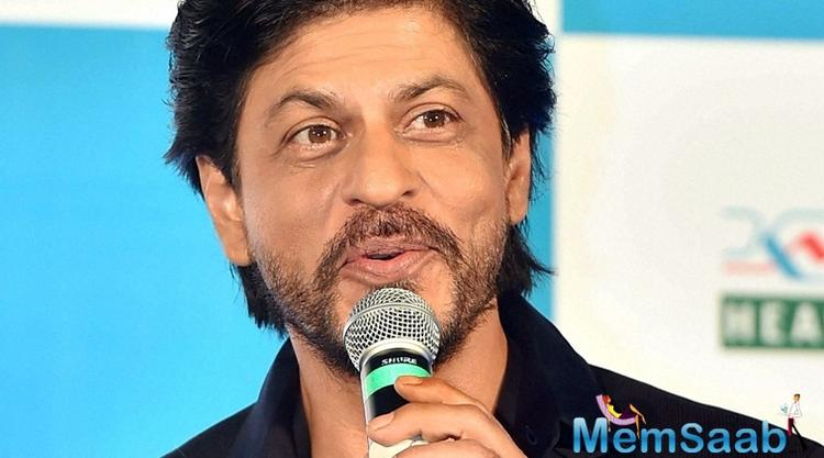 The task is particularly close to Shah Rukh's heart, who embarked on his playing career with a purpose as any army person in