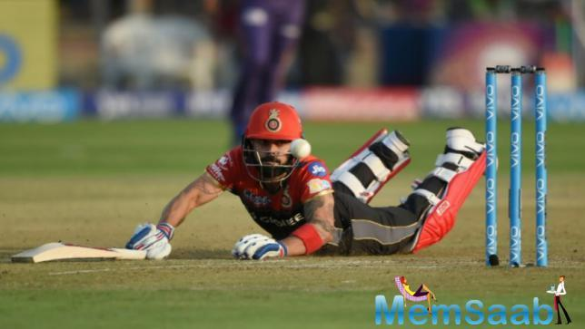 RCB have been anything but good this season, something that has attracted a lot of criticism for their players. Being the captain of the Bengaliri-based franchise, Virat Kohli has attracted the most amount of criticism.
