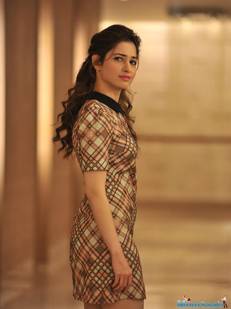 The actress who plays the role of Avantika in the movie further added,