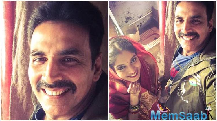 Currently, Akshay is busy shooting for his next, Padman with Sonam Kapoor. The film is being produced by his wife Twinkle Khanna.