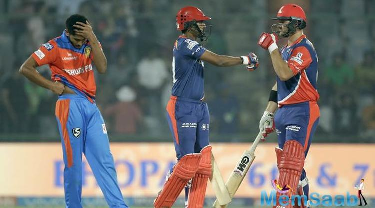 In the previous clash between the two teams this season, two of India's brightest young batting prospects - Sanju Samson and Rishabh Pant - took the game away from Gujarat Lions with a brilliant show.