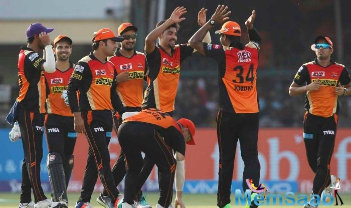 With this, SRH became the second team to qualify for IPL 2017 playoffs