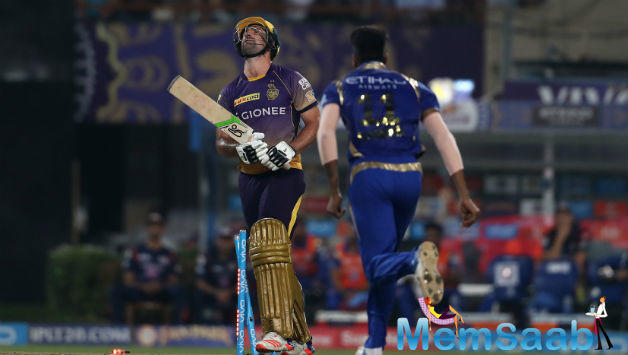 MIwin by 9 runs, KKRthrough to play-offs