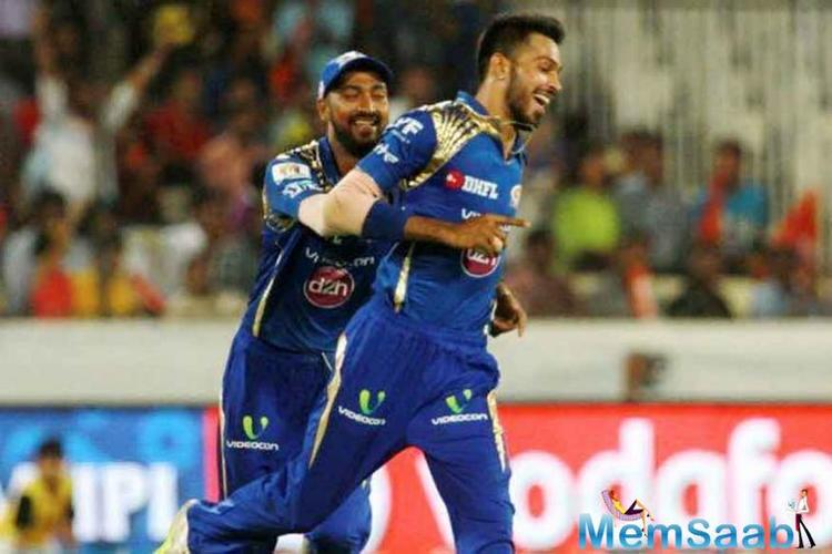 With this victory, Mumbai Indians have sealed the top spot in IPL 2017.