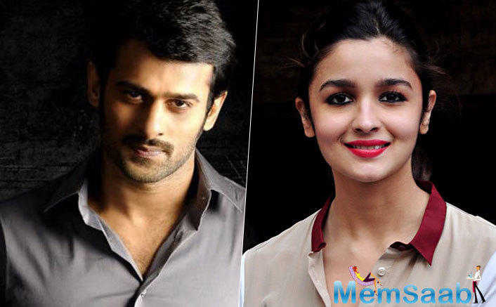 Alia later said she considers Prabhas as her favourite South Indian actor. Asked whether she would like to work with Prabhas, Alia wrote,