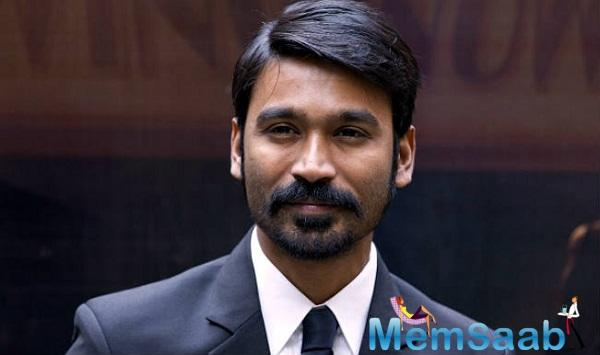 Dhanush has started shooting for his Hollywood debut - The Extraordinary Journey of the Fakir, who got trapped in an IKEA cupboard.