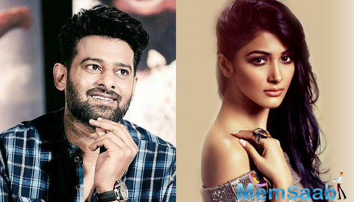 After Baahubali huge success, most of the Bollywood actress wants to work with Prabhas, earlier there was a report that Katrina Kaif had been approached for Saaho.