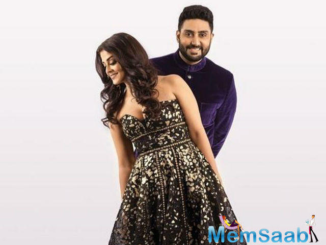 According to a source, Anurag wanted Abhishek and Aishwarya to reunite on screen with Gulab Jamun.
