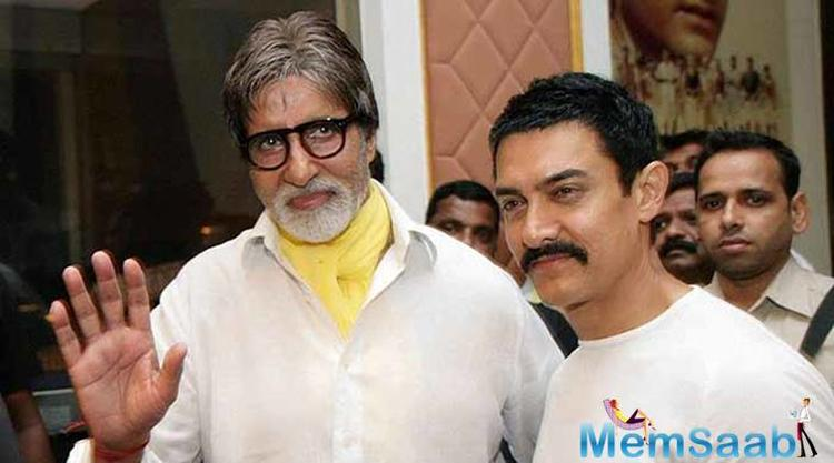 Two Bollywood superstars Amitabh Bachchan and Aamir Khan are all set to entertain us in YRF's upcoming film Thugs Of Hindostan.