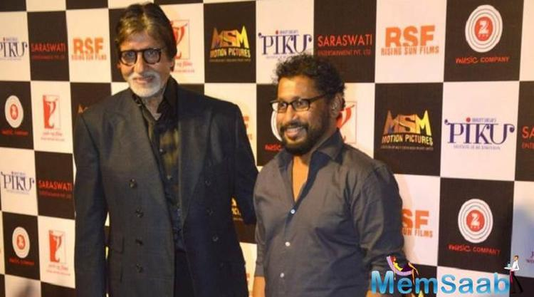 The dashing duo of Shoojit Sircar and Amitabh Bachchan is one hit-making pair that anyone who loves cinema would want to see create magic on celluloid for the third time.