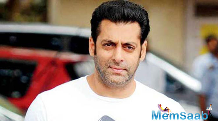 "Reportedly, Salman reveals, ""He is very keen on Wanted 2 since the first part that released in 2009 changed his fortunes."