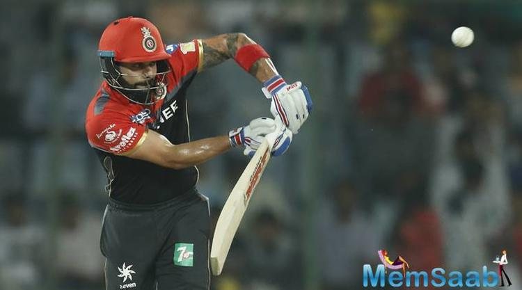 Kohli, who hit  973 runs last season in 16 Test matches, managed only 308 runs in 10 games in the 10th edition of the Indian Premier League, with a highest score of 64.