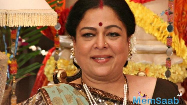 Bollywood and Television industry is in a state of shock with Reema Lagoo's sudden demise.