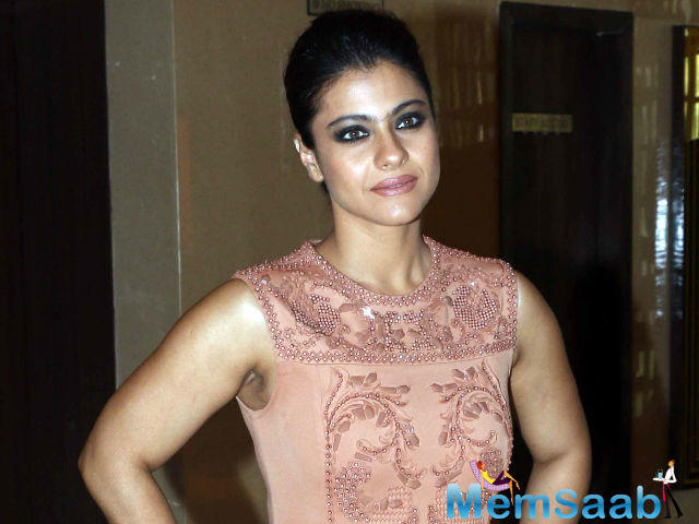 Kajol was in the news recently when she sought to clarify to the public that a meat dish, she was photographed eating, was not beef.