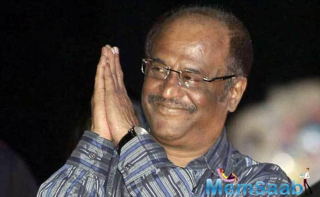 Rajinikanth praised the Tamil Nadu assembly opposition leader M K Stalin, calling him an able administrator.