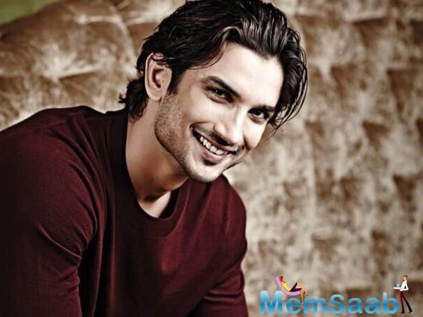 Sushant Singh Rajput is the latest actor in Bollywood to bare it all on screen.
